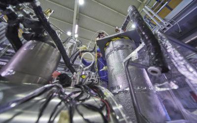 La antimateria se define como imagen especular de la materia